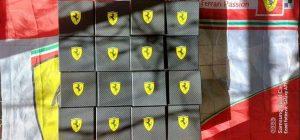 Welcome kit - 16 Ferrari karóra