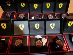 Welcome kit - Ferrari karórák